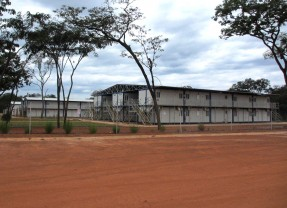 Junior Accommodation Block (4 people per unit)