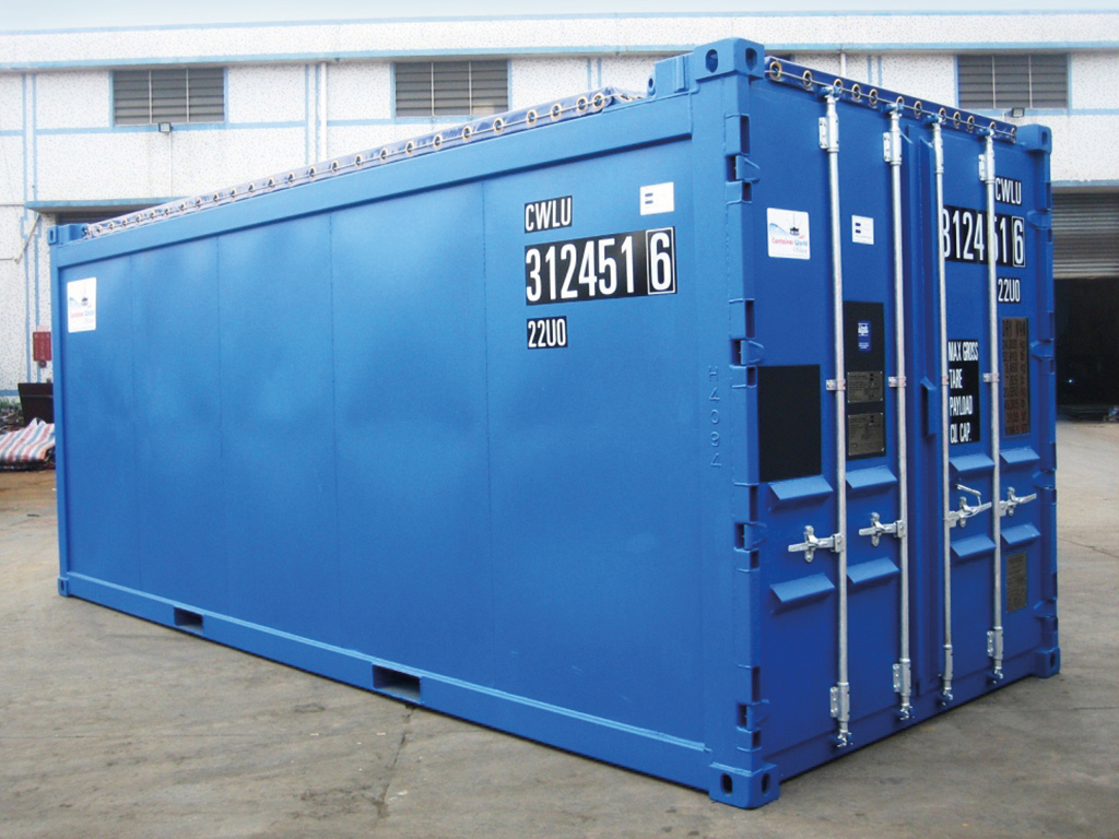 Offshore converted containers es ko angola habitat for Kitchen bins cape town